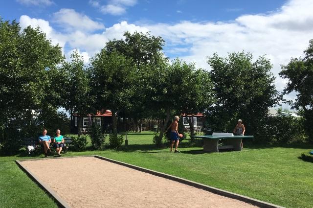 mini camping Noord Holland