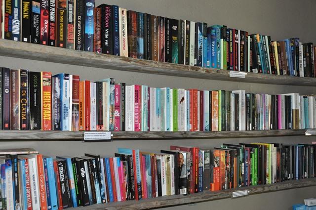 Prachtige boeken te leen