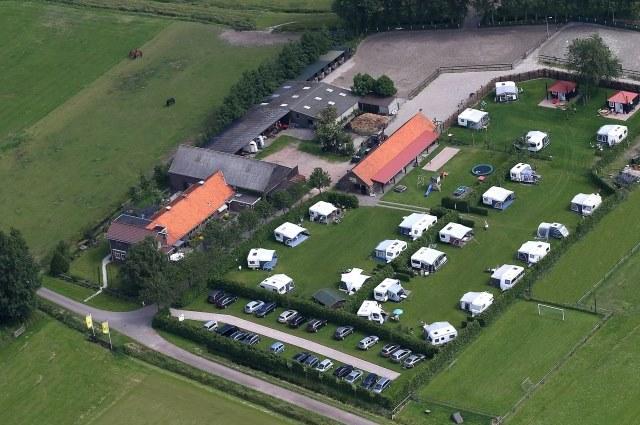 Vekabo camping Noord Holland