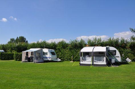 Kleine Camping Noord Holland