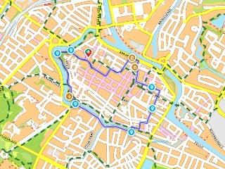 Wandelen in Alkmaar