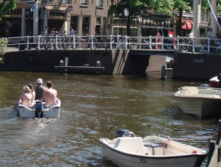 Bootje huren in Alkmaar