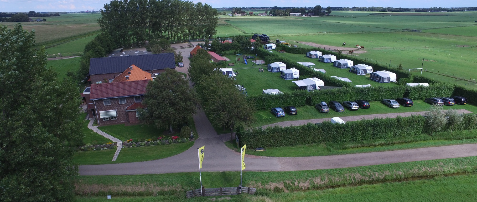 gezellige vekabo camping