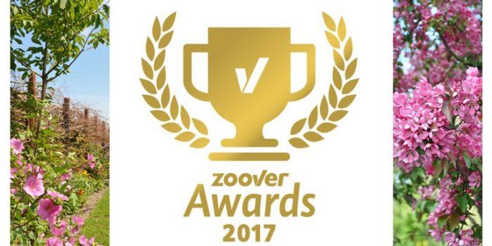 Gouden Zoover Award 2017