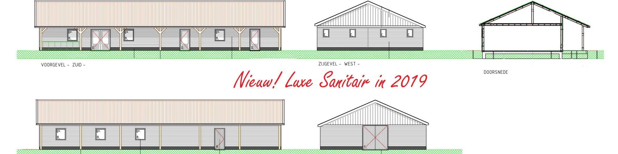 nieuw luxe sanitair